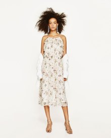 zara-frills-midi-dress