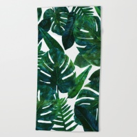 perceptive-dream-society6-tropical-buyart-beach-towels