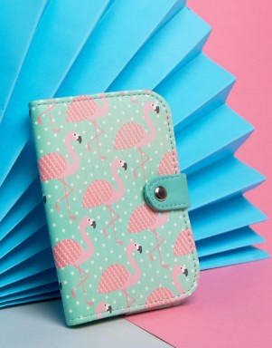 sass-belle-flamingo-passport-holder