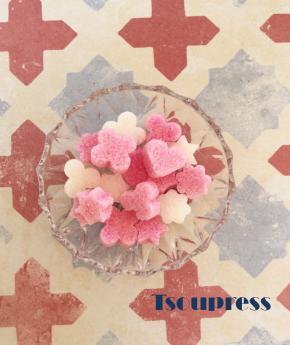 DIY: Εντυπωσιάστε με ζαχαρίτσες για τον καφέ και το τσάι/ Impressive sugar cubes in differentshapes