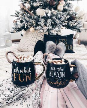 Ζεστά και νόστιμα, δίπλα στο τζάκι: χριστουγεννιάτικα σοκολατένια ροφήματα για μικρούς καιμεγάλους