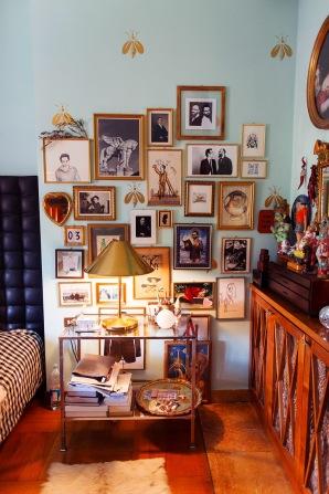 Sergio Colantuoni bedroom