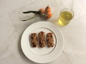 Συνταγή: Εύκολες μπάρες δημητριακών για μετά την άσκηση!/ A cool recipe for energy cerealbar