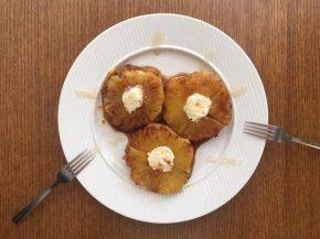 Ένας γευστικός ανανάς στο πιάτο μας!/ A delicious pineapplerecipe