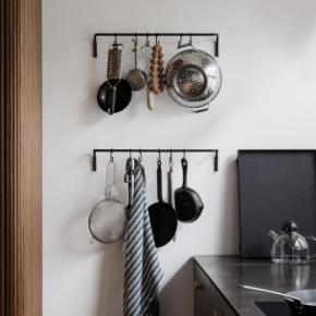 Οργάνωση μικρής κουζίνας, πως το κάνουν οι Tsoupress/ Get organized in a small kitchen, how Tsoupress doit
