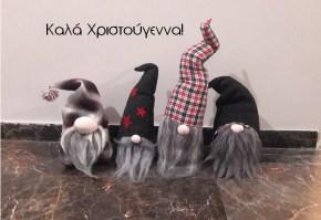DIY: Χριστουγεννιάτικες κατασκευές με τις Tsoupress/ Xmas crafts byTsoupress