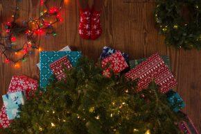 Φυσικό ή τεχνητό χριστουγεννιάτικο δέντρο; Ποιό είναι ποιό οικολογικό;/ Eco-friendly christmas tree (natural orartificial)