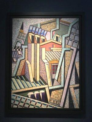 Ν. Χατζηκυριάκος-Γκίκας (Στέγες του Παρισιού, 1952)