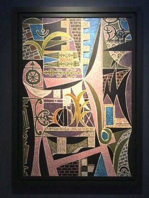 Ν. Χατζηκυριάκος-Γκίκας (Μπαλκόνι με οριζόντιες κολόνες, 1954)