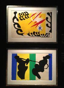 Henri Matisse (O εφιάλτης του λευκού ελέφαντα και ο καουμπόι, 1947)