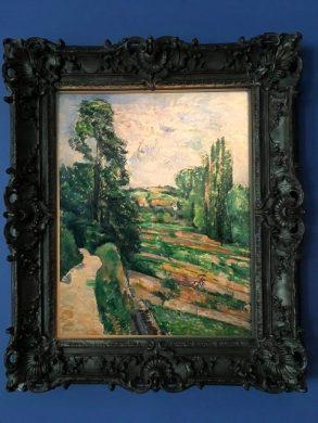 Paul Cézanne (Η εξοχή του Auvers-sur-Oise, 1881-1882)