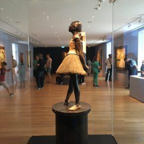 Οι πρώτες εντυπώσεις απο το νέο Μουσείο Σύγχρονης Τέχνης του ΙδρύματοςΓουλανδρή