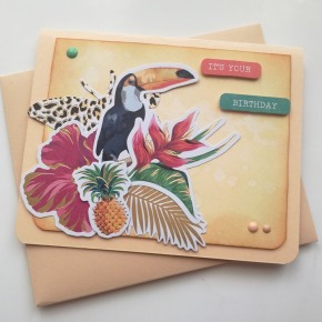 «Crafts by Kiki» – Γνωρίστε τη δημιουργό των υπέροχων 3dκαρτών!